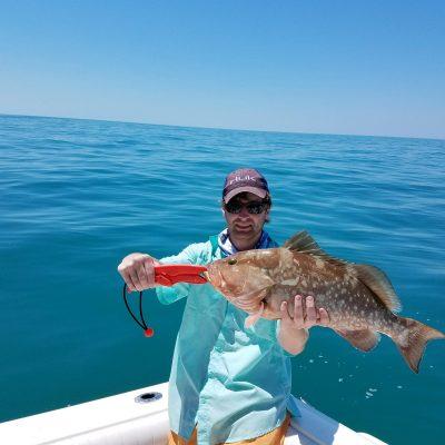 Michael w 24 inch grouper 05-17